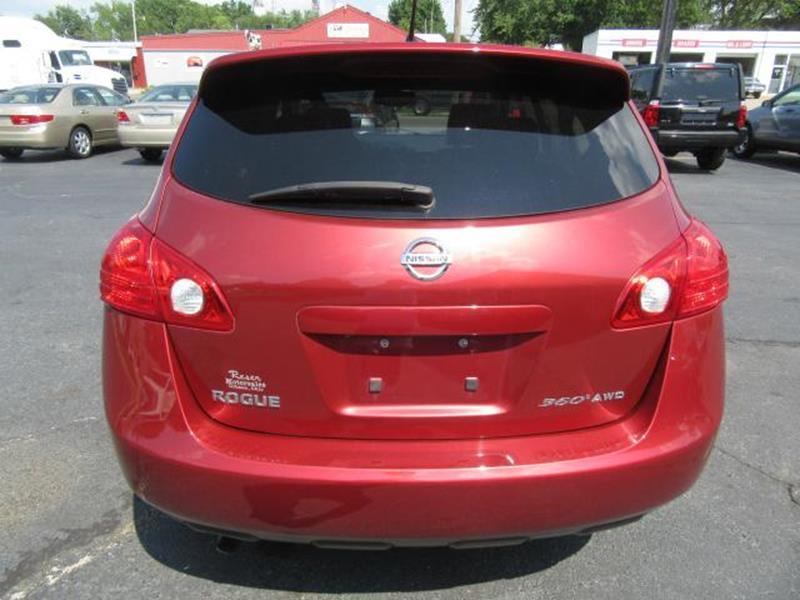 2010 Nissan Rogue AWD 4dr S - Urbana OH