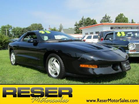 1993 Pontiac Firebird for sale in Urbana, OH