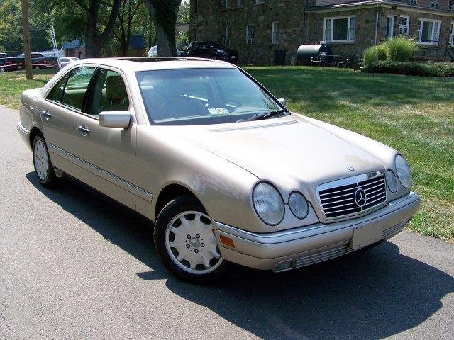 1999 mercedes benz e class for sale in leesburg va