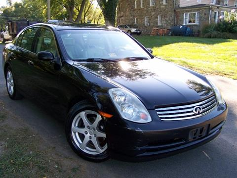 2003 Infiniti G35 for sale in Leesburg, VA