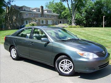 2002 Toyota Camry for sale in Leesburg, VA
