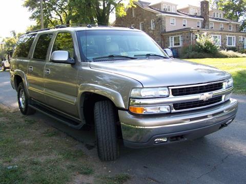 2003 Chevrolet Suburban for sale in Leesburg, VA