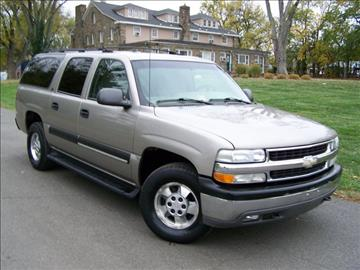 2002 Chevrolet Suburban for sale in Leesburg, VA