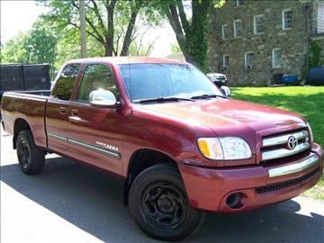 2003 Toyota Tundra for sale in Leesburg, VA