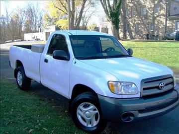 2003 Toyota Tundra for sale in Leesburg, VA