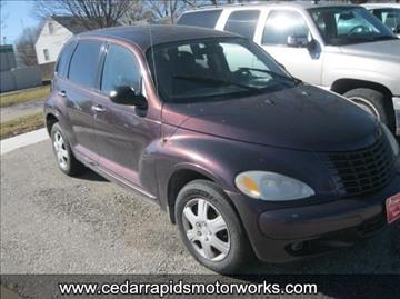 2004 Chrysler PT Cruiser for sale in Ceder Rapids, IA
