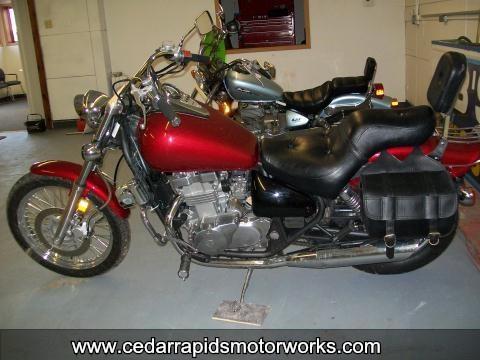 2009 Kawasaki EN500-C for sale in Ceder Rapids, IA