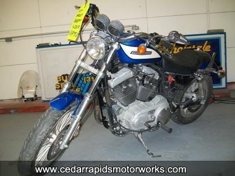 2004 Harley-Davidson XL1200R for sale in Ceder Rapids, IA