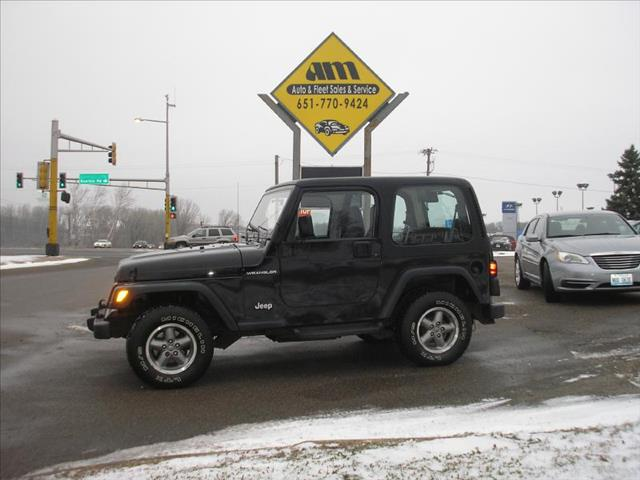 1999 Jeep Wrangler for sale in Vadnais Heights MN
