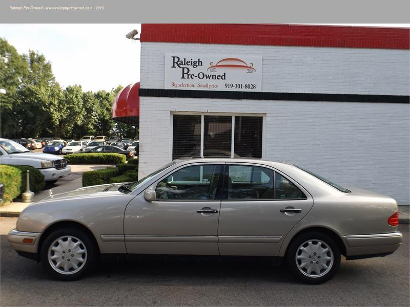 1999 mercedes benz e class for sale in raleigh nc for 1999 mercedes benz e320 for sale