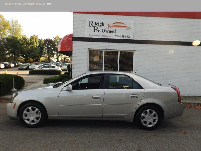 2003 cadillac cts for sale in north carolina. Black Bedroom Furniture Sets. Home Design Ideas