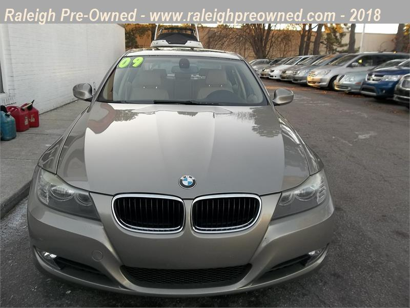 Bmw Series I Dr Sedan SA In Raleigh NC Raleigh PreOwned - 2009 bmw 745