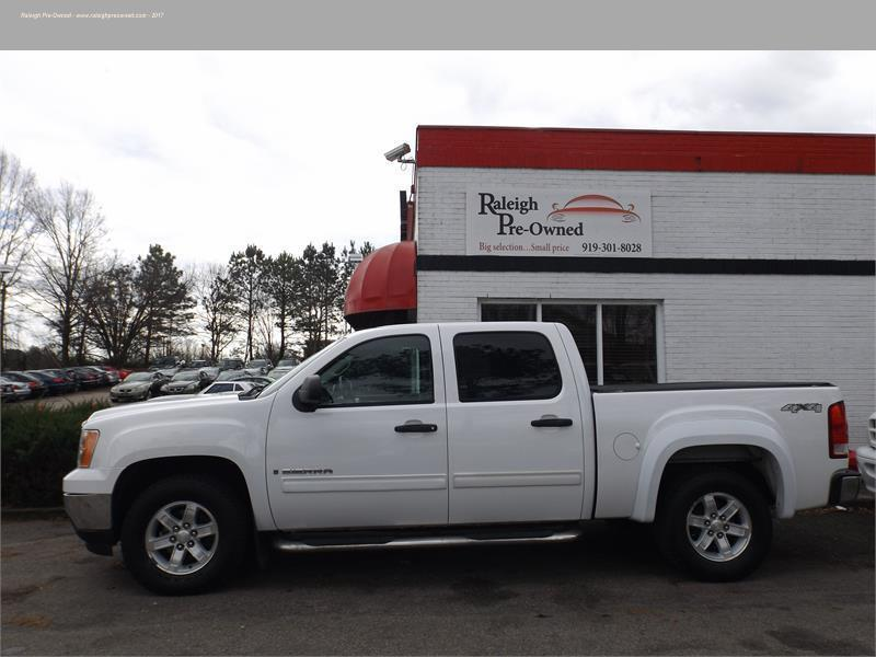 2008 gmc sierra 1500 for sale in raleigh nc. Black Bedroom Furniture Sets. Home Design Ideas