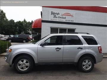 2011 ford escape for sale north carolina. Black Bedroom Furniture Sets. Home Design Ideas