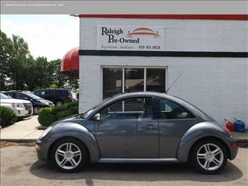 2004 Volkswagen New Beetle for sale in Raleigh, NC