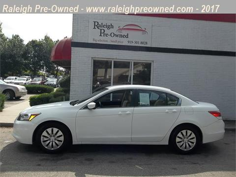 2012 Honda Accord for sale in Raleigh, NC