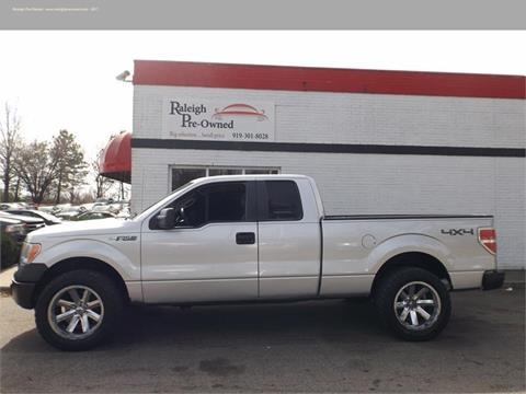 2010 Ford F-150 for sale in Raleigh, NC