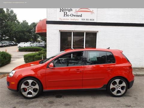 2009 Volkswagen GTI for sale in Raleigh, NC