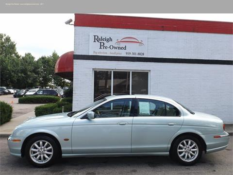 2001 Jaguar S-Type for sale in Raleigh, NC