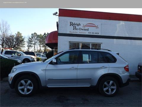 2010 BMW X5 for sale in Raleigh, NC