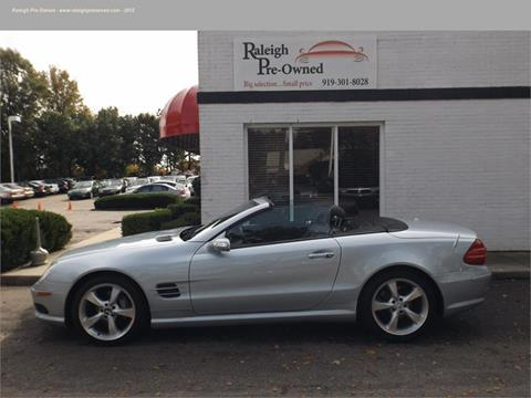 2006 Mercedes-Benz SL-Class for sale in Raleigh, NC