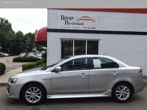 2016 Mitsubishi Lancer for sale in Raleigh, NC