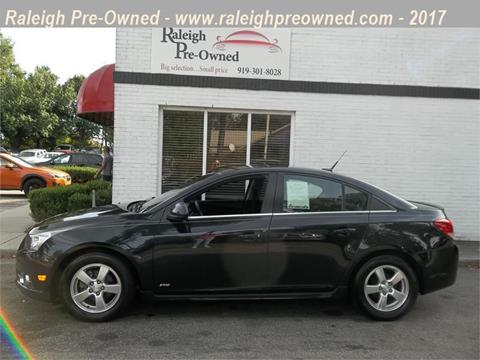 2012 Chevrolet Cruze for sale in Raleigh, NC