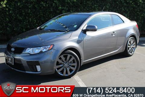 2013 Kia Forte Koup for sale in Placentia, CA