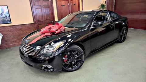 2011 Infiniti G37 Coupe for sale in Union, NJ