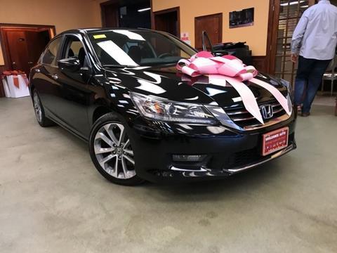2014 Honda Accord for sale in Union, NJ