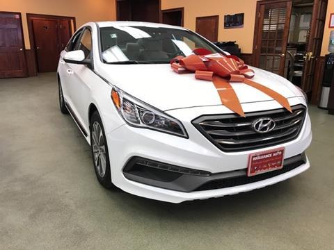 2015 Hyundai Sonata for sale in Union, NJ