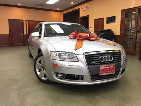 2007 Audi A8 L for sale in Union, NJ