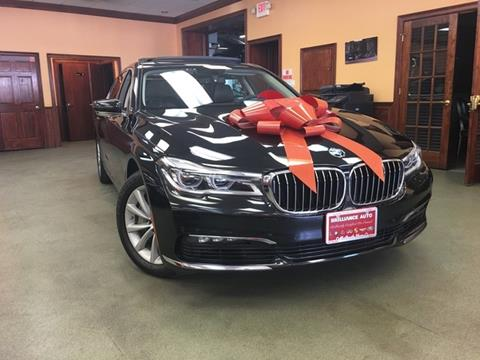 2016 BMW 7 Series for sale in Union, NJ