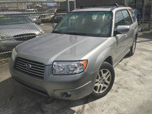 2006 subaru forester 2 5 x l l bean edition awd 4dr wagon in stamford ct autobahn used cars. Black Bedroom Furniture Sets. Home Design Ideas