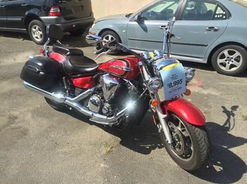 2013 Yamaha V-Star 1300cc