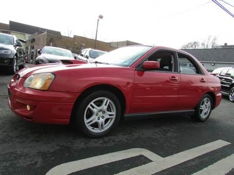 2004 Subaru Impreza For Sale Carsforsale Com