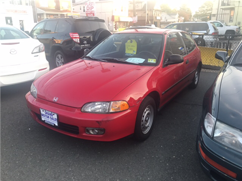 1994 Honda Civic for sale in Paterson, NJ