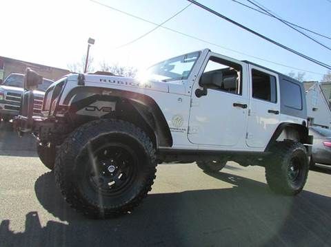 2007 Jeep Wrangler Unlimited for sale in Paterson, NJ