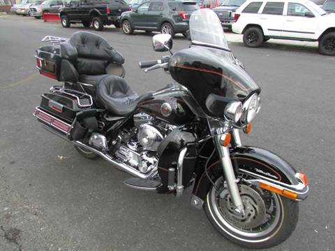 2001 Harley-Davidson Ultra Classic Electra Glide for sale in Paterson, NJ