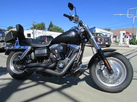 2009 Harley-Davidson FAT BOB for sale in Paterson, NJ