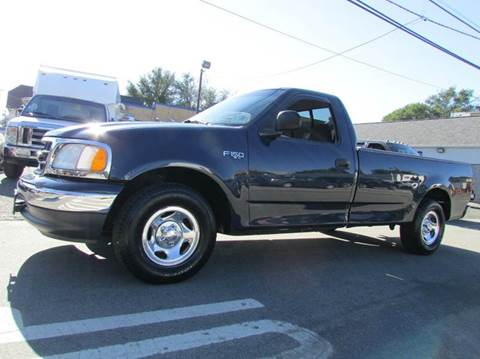 2001 Ford F-150 for sale in Paterson, NJ