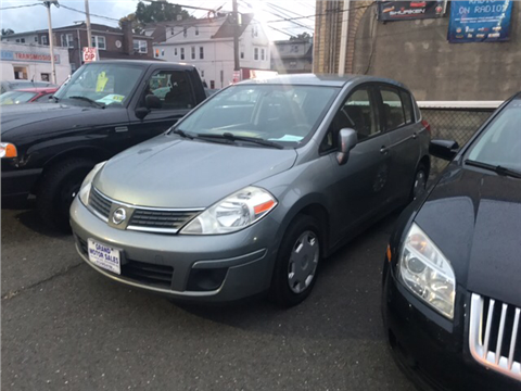 2007 Nissan Versa for sale in Paterson, NJ