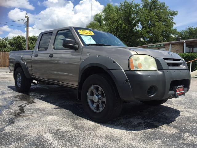2003 nissan frontier xe v6 crew cab long bed 2wd in granbury stephenville glen rose tregellas. Black Bedroom Furniture Sets. Home Design Ideas
