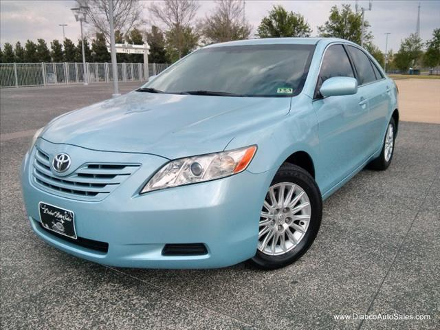 used 2007 toyota camry in arlington tx at diabco auto. Black Bedroom Furniture Sets. Home Design Ideas