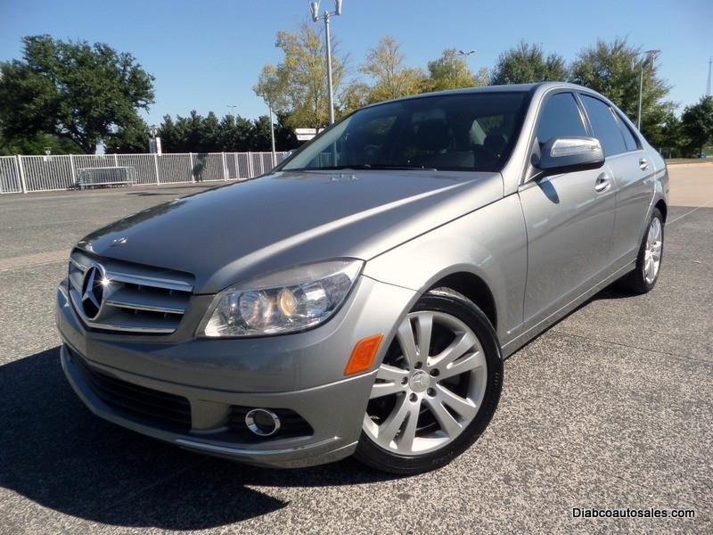 2009 mercedes benz c class for sale in arlington tx for Mercedes benz of arlington
