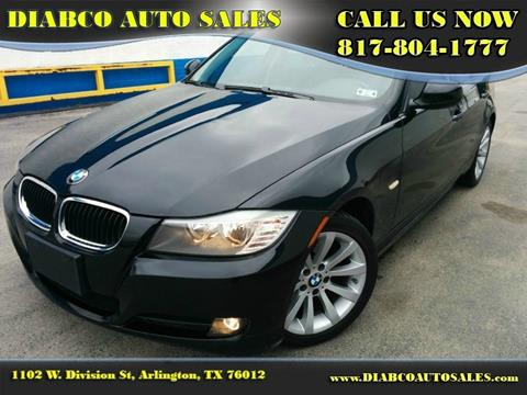 2009 BMW 3 Series for sale in Arlington, TX