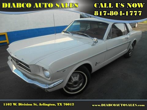 1964 Ford Mustang for sale in Arlington, TX
