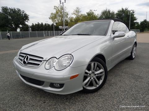 2009 Mercedes-Benz CLK for sale in Arlington, TX