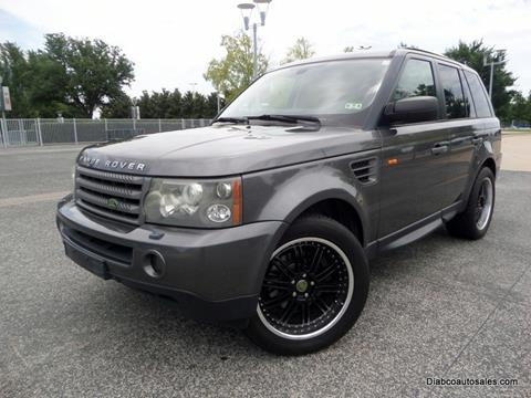 2006 Land Rover Range Rover Sport for sale in Arlington, TX