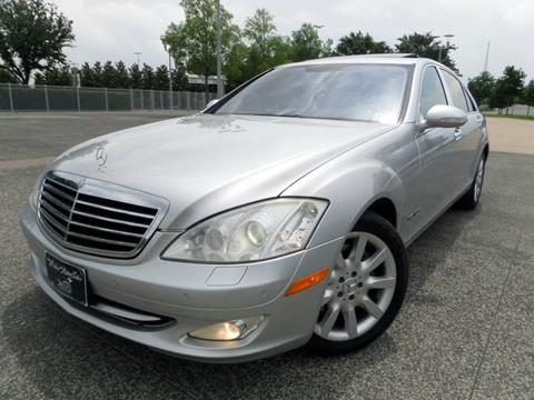 2007 Mercedes-Benz S-Class for sale in Arlington, TX